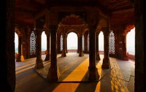 Agra fort, one of the India virtual tours