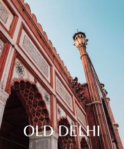 Old Delhi India