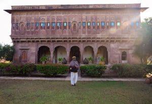 Chandelao Garh homestay near Jodhpur, Rajasthan