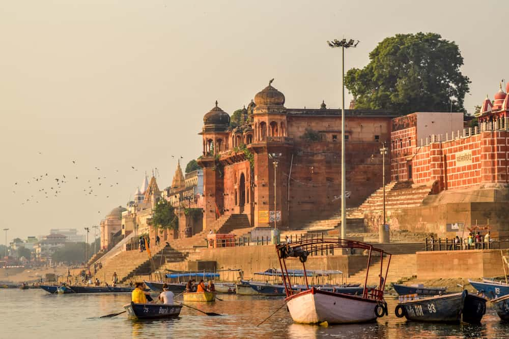 when is the best time to visit Varanasi