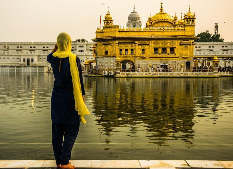 solo female travel in Amritsar