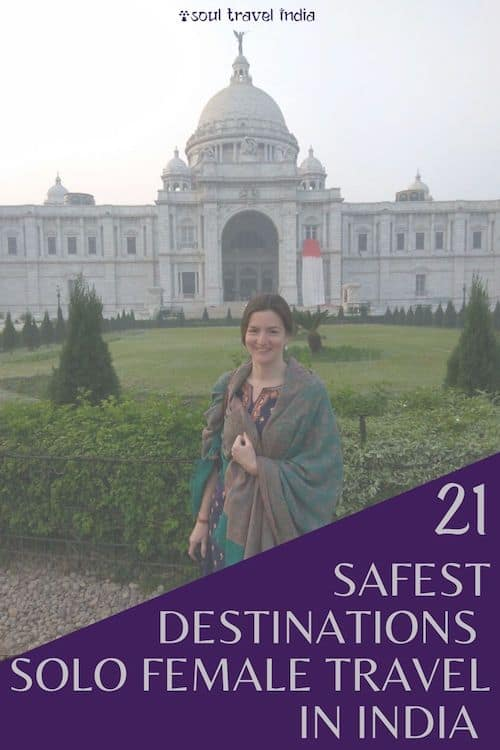 Which are the safest destinations for solo female travel in India? Click here to find out the best places for solo travel in #india as a woman!