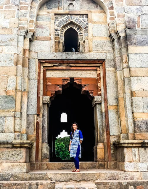 Ellie Cleary Soul Travel India solo female travel in India