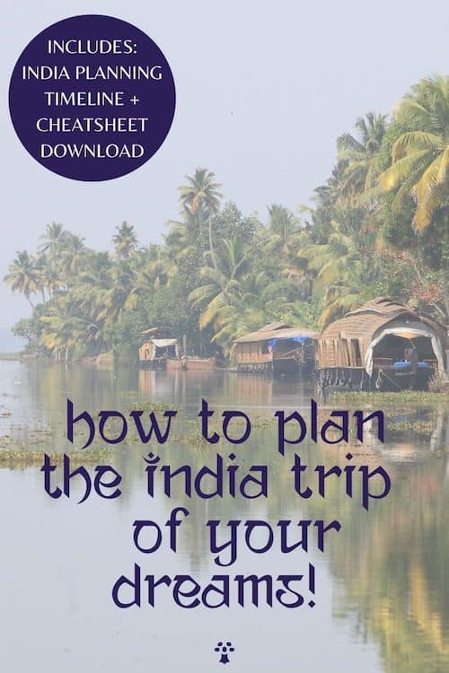 Plan your dream trip to India with this detailed guide, with all you need to know for your first #india trip!