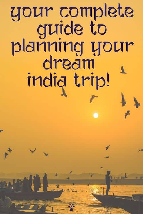 Click here for your complete guide on planning a trip to India - create your perfect India itinerary and plan your trip to India with confidence! #india #travel
