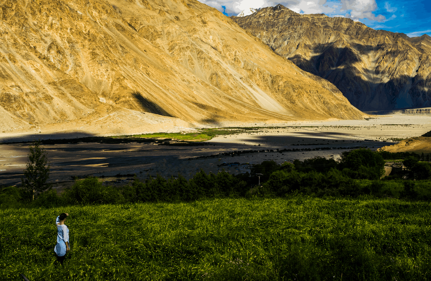 Shyok Valley Ladakh travel - Soul Travel India