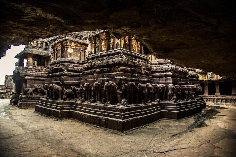 Best time to visit Ellora Caves Maharashtra