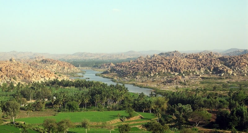 best time to visit Hampi, Karnataka
