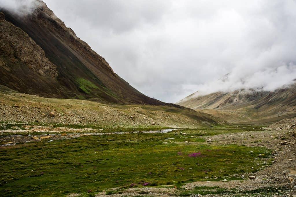visiting shyok Ladakh