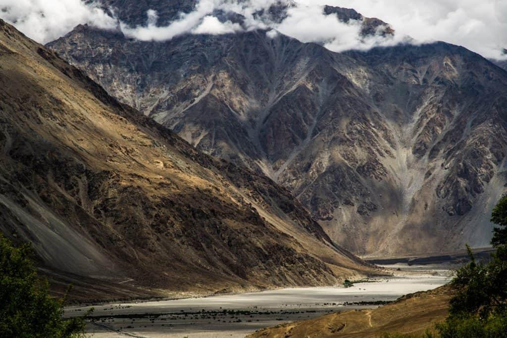 shyok valley ladakh