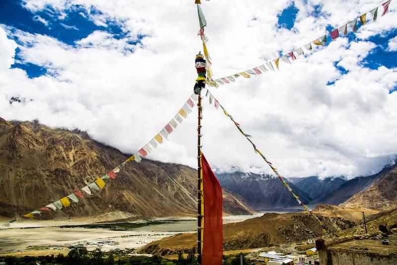 Shyok valley ladakh travel blog