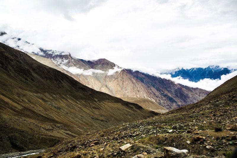 travel to Shyok Ladakh