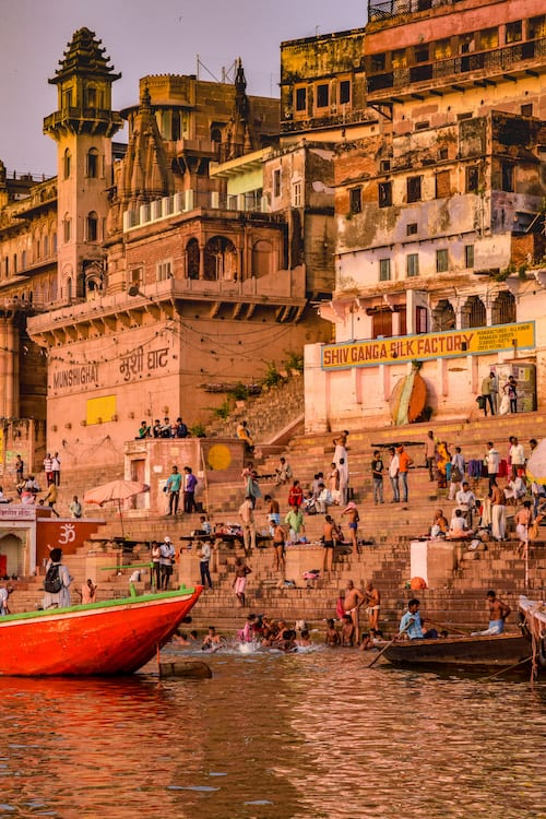 The best time to visit Varanasi, India