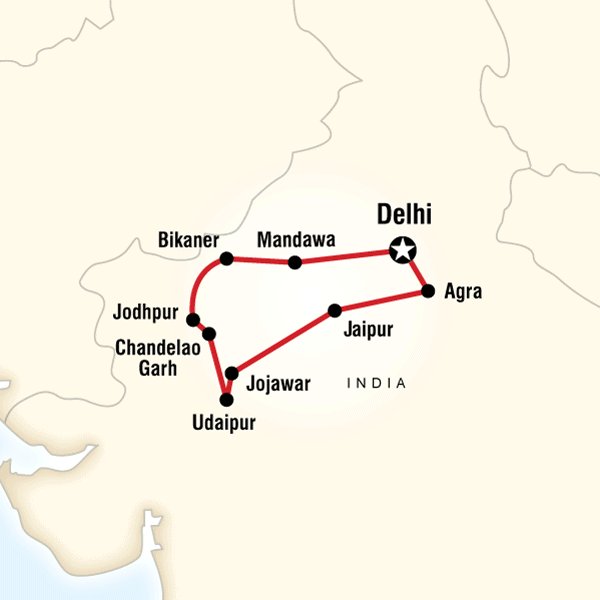 mysteries of india gadventures tour review