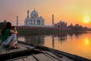 travel restrictions to India from USA