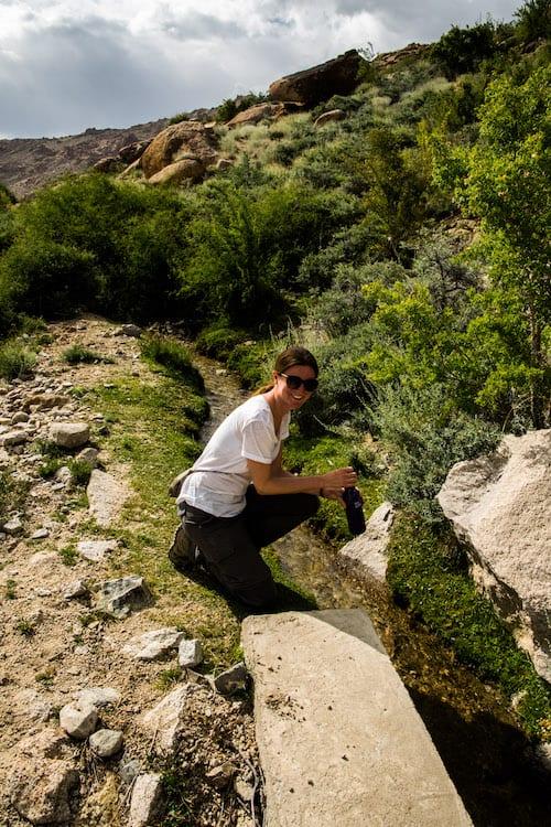 plastic free in ladakh - sustainable travel