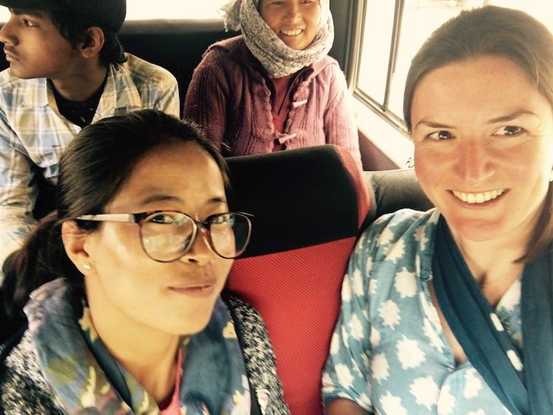 sustainable transport in Ladakh