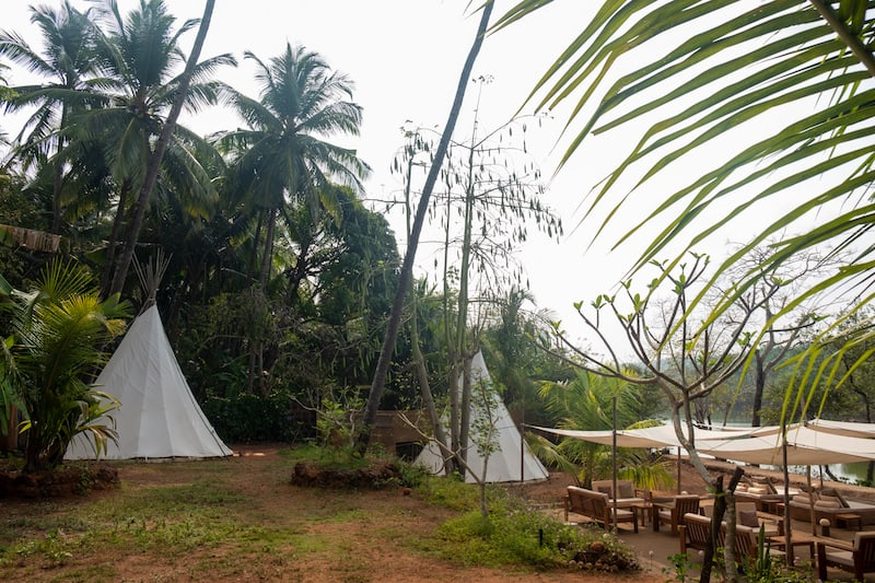 South Goa eco resort