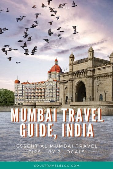 Planning a trip to Mumbai, India? Save our Mumbai, India travel guide for later for all the essential #india #traveltips you need! #incredibleindia
