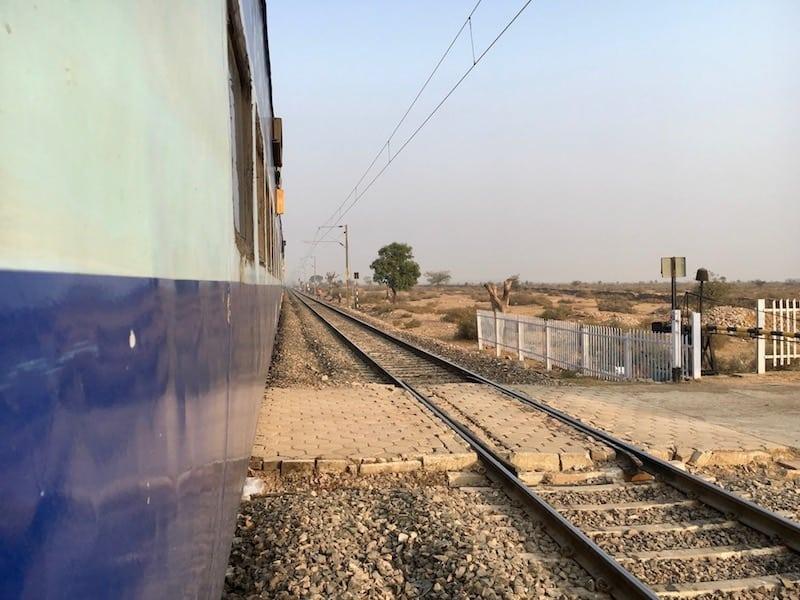 early morning sleeper train in india