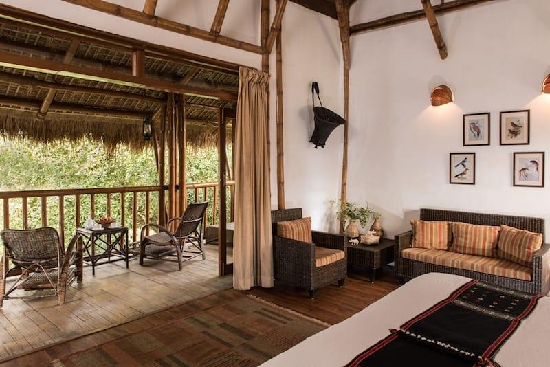 Diphlu river lodge eco resort assam