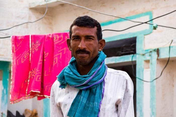 Desert camp Rajasthan near Jodhpur