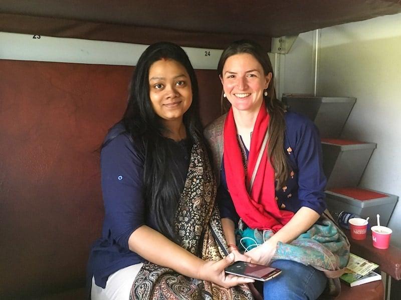 Kolkata to Dhaka Maitree Express