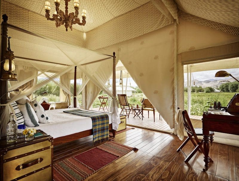 eco lodges in Rajasthan