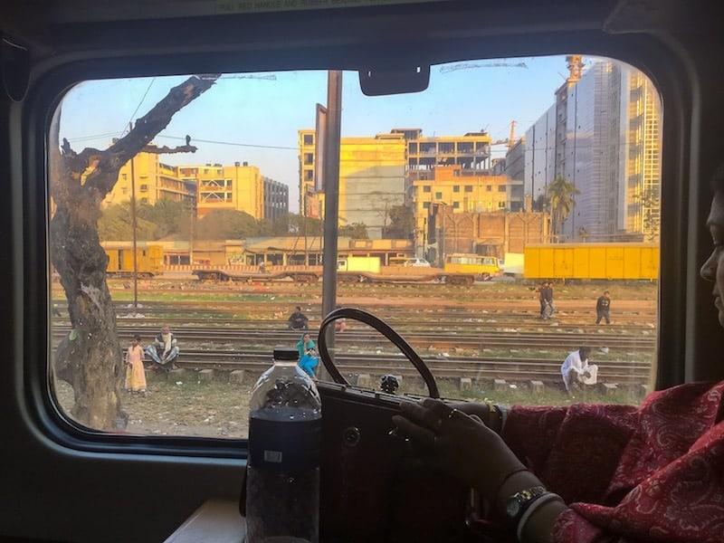 Maitree Express Kolkata to Dhaka