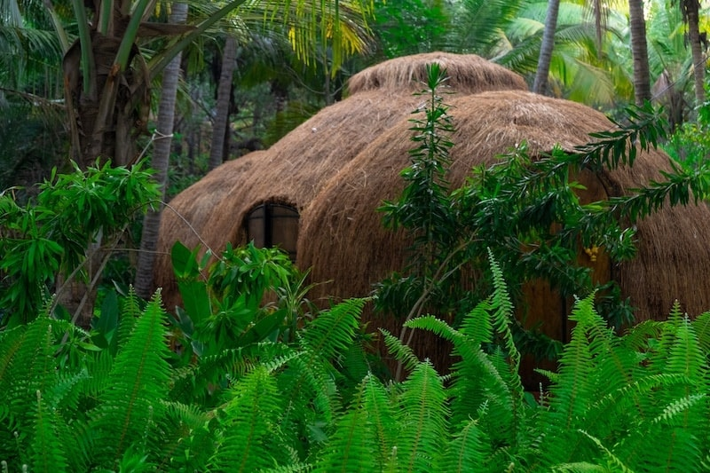 eco resorts in goa