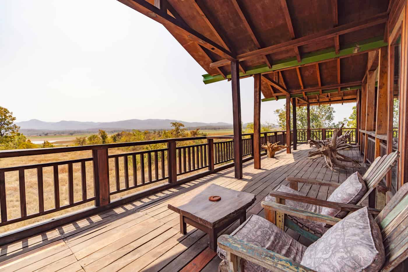 Best jungle lodges in India