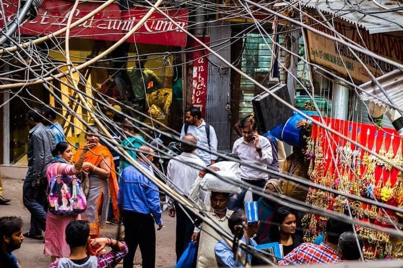 Delhi travel guide the streets of old delhi