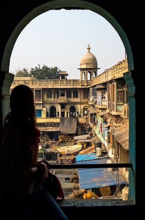 solo female travel in delhi