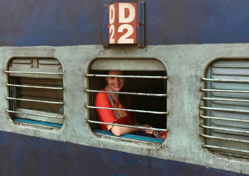solo female india train travel