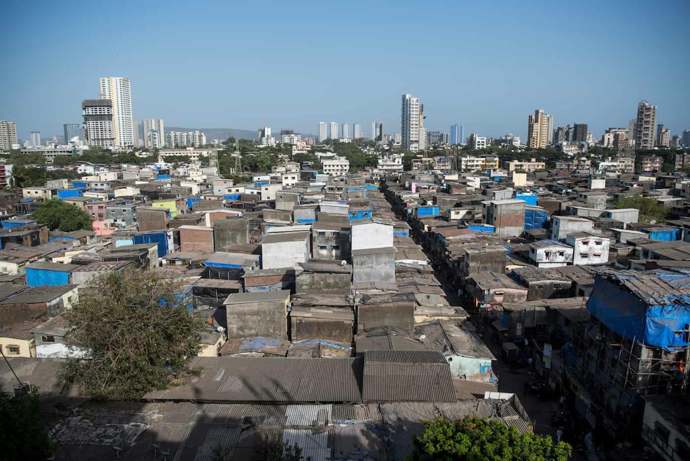Ethical slum tour Dharavi