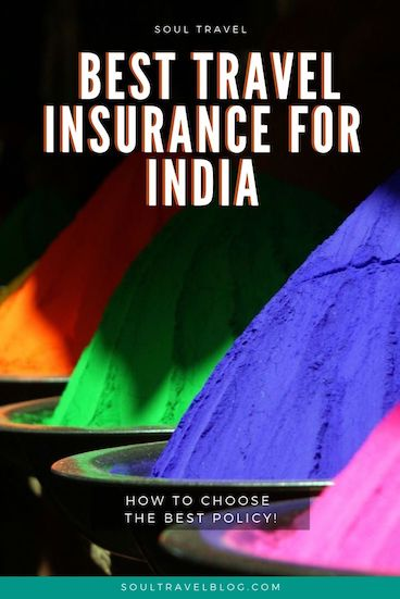 Planning a trip to #india? You're going to need travel insurance! Read our guide to finding the best travel insurance for India and tips to get the best deal! #incredibleindia #traveltips