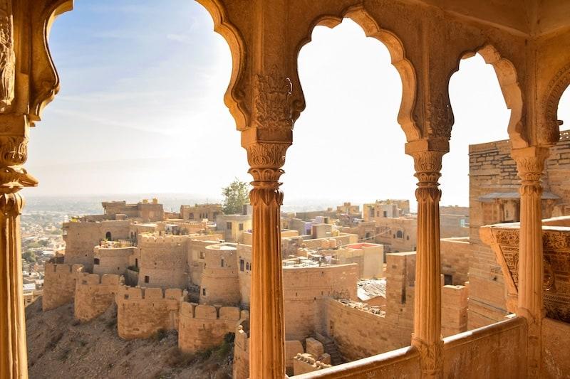 Jaisalmer Fort view