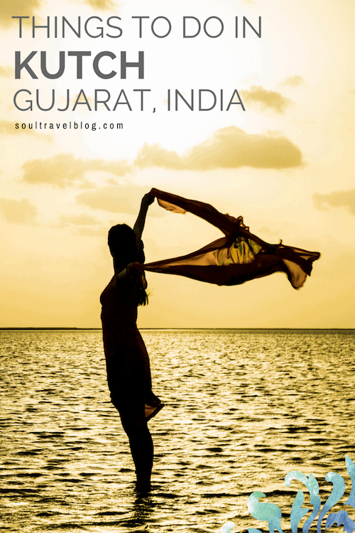 Looking for things to do in Kutch, Gujarat? Want to visit a different part of India? This guide covers some of the off the beaten path highlights of Kutch, Gujarat! Save this pin to one of your boards to find it later!