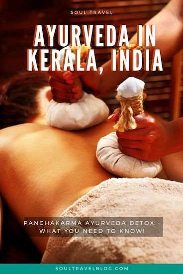 Thinking of trying Ayurveda in India? Read about my experience of Panchakarma, India Kerala and going on an Ayurveda retreat in Kerala, India.