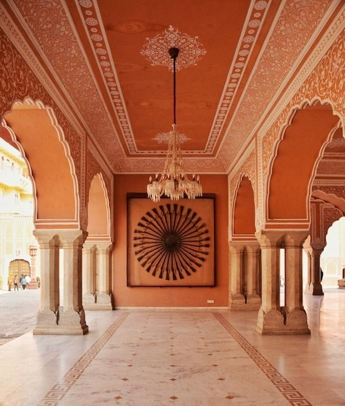 the pink city ethical travel in Rajasthan