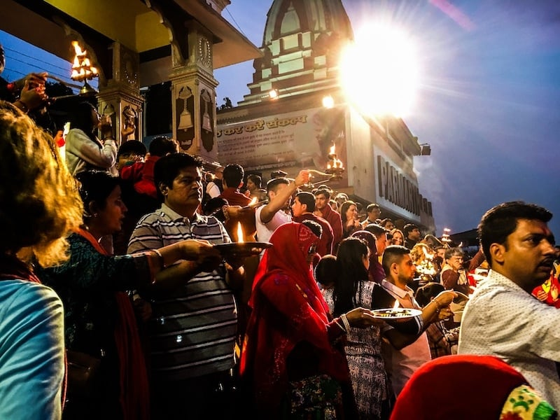Ashram in Rishikesh India