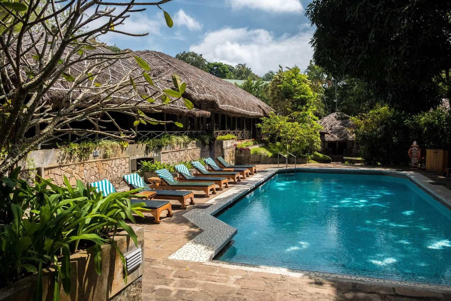 Eco resort Thekkady kerala